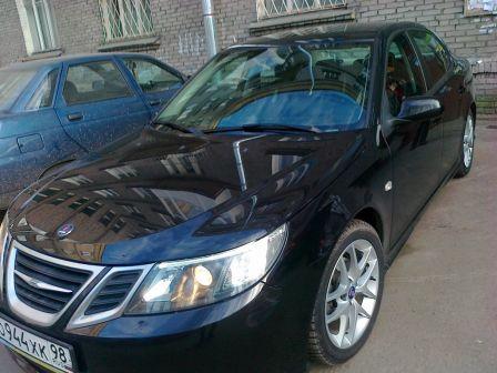 Saab 9-3 2008 - отзыв владельца