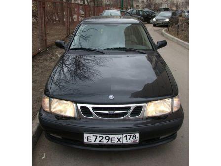 Saab 9-3 2002 - отзыв владельца