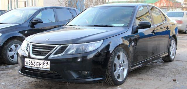 Saab 9-3 2007 - отзыв владельца
