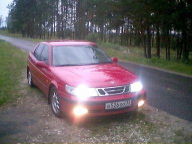 Saab 9-5 1998 отзыв автора | Дата публикации 17.02.2009.