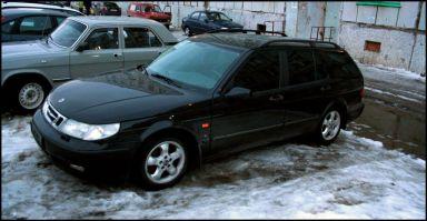 Saab 9-5 2000 отзыв автора | Дата публикации 05.04.2010.
