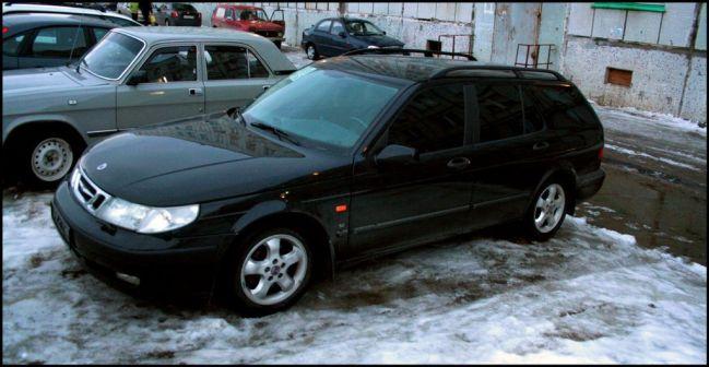 Saab 9-5 2000 - отзыв владельца