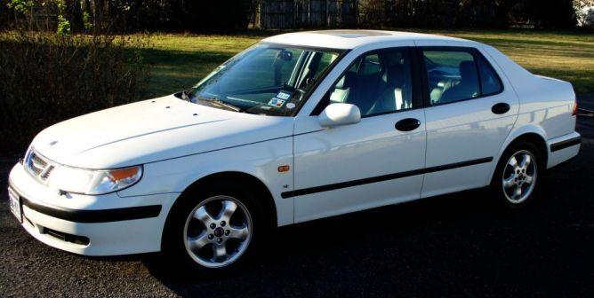 Saab 9-5 1999 - отзыв владельца