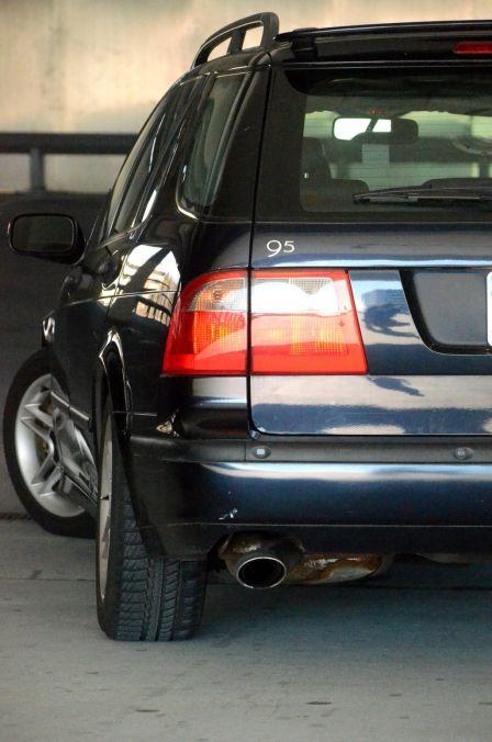 Saab 9-5 2002 - отзыв владельца