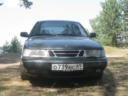 Saab 900 1996 - отзыв владельца