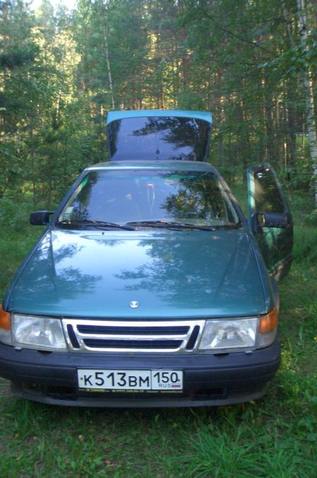 Saab 9000 1992 - отзыв владельца