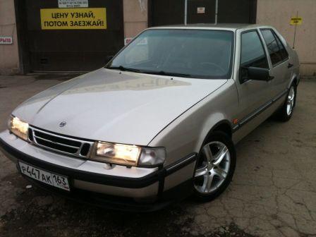 Saab 9000 1997 - отзыв владельца