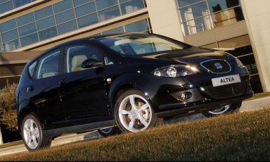 SEAT Altea 2006 отзыв автора | Дата публикации 03.02.2009.