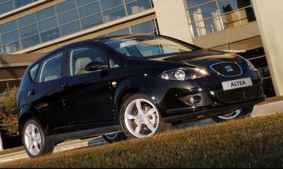SEAT Altea 2006 - отзыв владельца