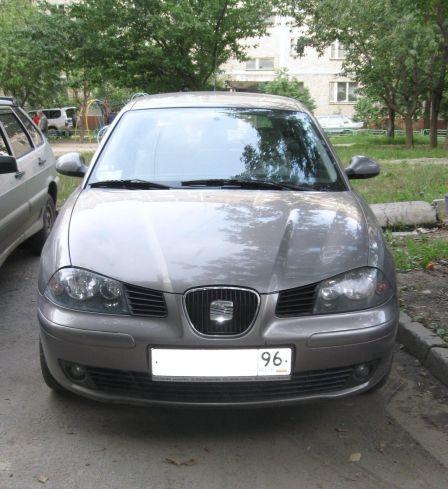 SEAT Ibiza 2003 - отзыв владельца