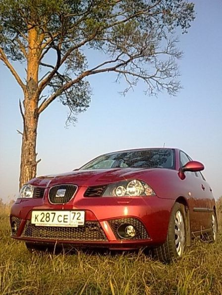 SEAT Ibiza 2008 - отзыв владельца