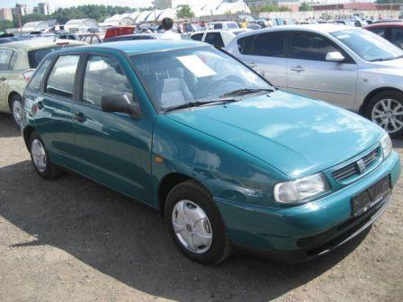SEAT Ibiza 1998 - отзыв владельца