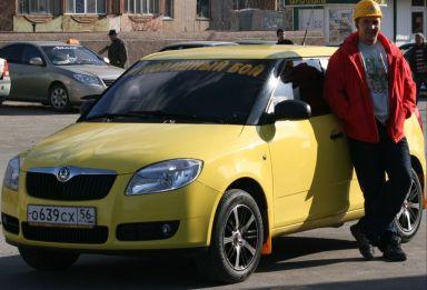 Skoda Fabia 2007 отзыв автора | Дата публикации 04.02.2011.