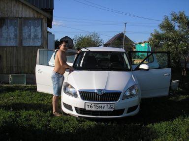 Skoda Fabia, 2011