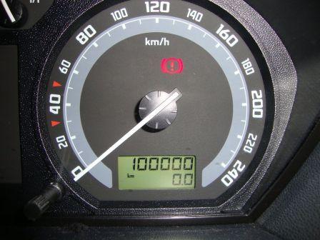 Skoda Fabia 2005 - отзыв владельца