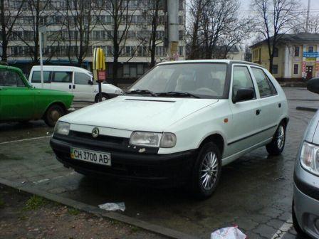 Skoda Felicia 1994 - отзыв владельца