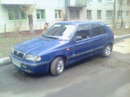 Skoda Felicia 1999 - отзыв владельца