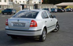 Skoda Octavia, 2006