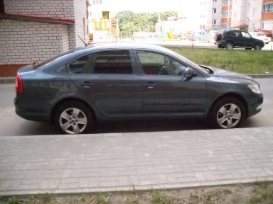 Skoda Octavia, 2012