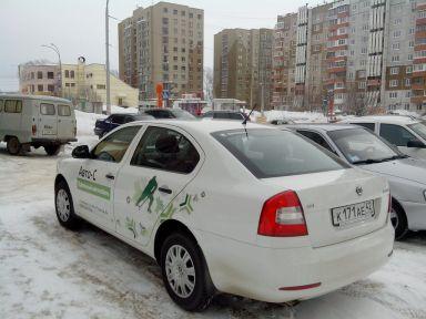 Skoda Octavia, 2011