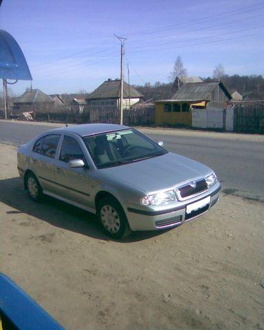 Skoda Octavia, 2009