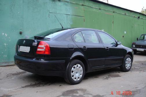 Skoda Octavia 2004 - отзыв владельца
