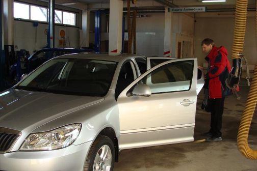Skoda Octavia 2010 - отзыв владельца