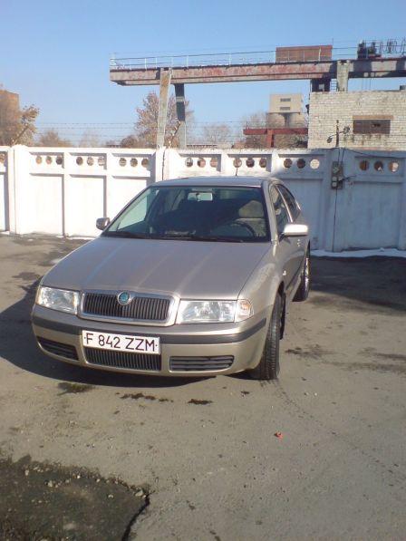 Skoda Octavia 2006 - отзыв владельца