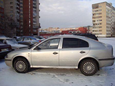 Skoda Octavia 2000 - отзыв владельца
