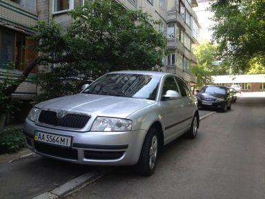 Skoda Superb, 2008