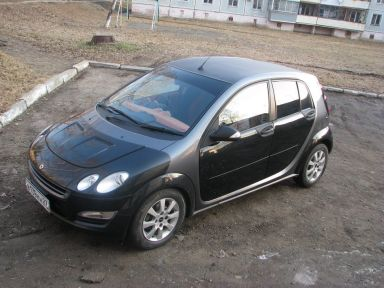 Smart Forfour, 2004