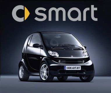Smart Fortwo 2003 - отзыв владельца