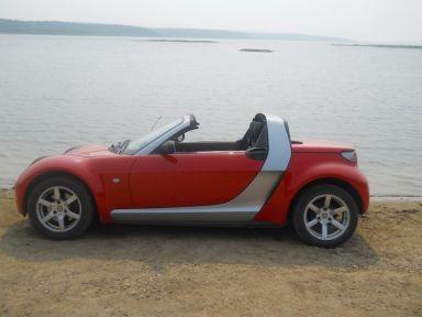 Smart Roadster 2003 отзыв автора | Дата публикации 21.01.2011.
