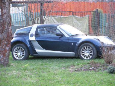 Smart Roadster 2003 отзыв автора | Дата публикации 06.02.2012.