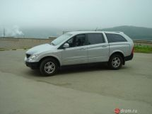 SsangYong Actyon Sports, 2006