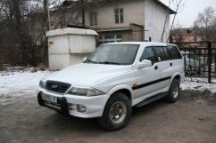 SsangYong Musso, 1998