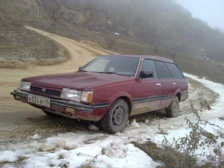 Subaru 1600 1989 - отзыв владельца