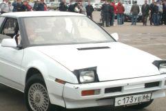 Subaru Alcyone, 1985