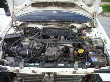 Subaru Alcyone, 1987