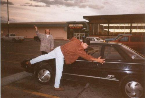 Subaru Alcyone  - отзыв владельца