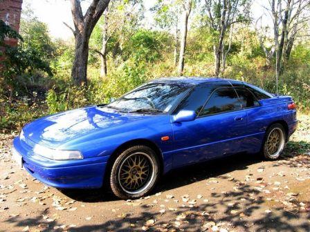 Subaru Alcyone 1996 - отзыв владельца