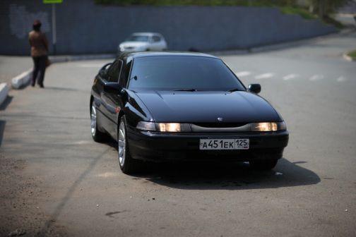 Subaru Alcyone 1991 - отзыв владельца