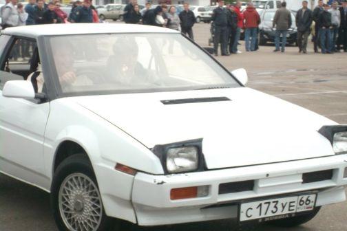 Subaru Alcyone 1985 - отзыв владельца