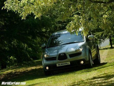 Subaru B9 Tribeca 2006 - отзыв владельца