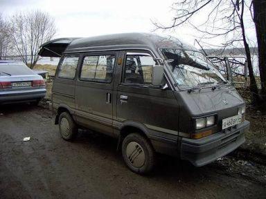 Subaru Domingo, 1991