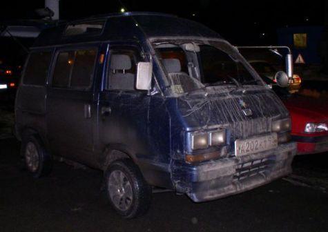 Subaru Domingo 1993 - отзыв владельца