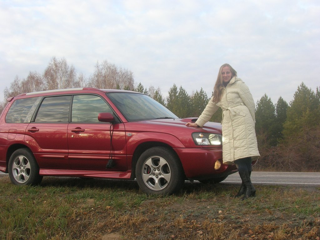subaru forester 2.0 xt 2002 review
