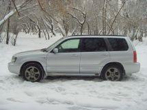 Subaru Forester 2002 отзыв автора | Дата публикации 22.10.2010.