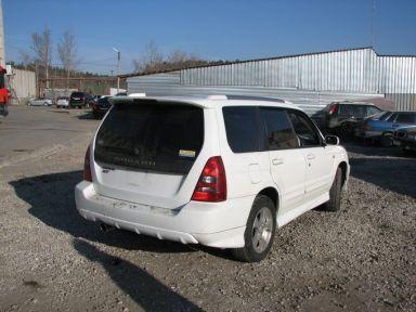Subaru Forester, 2002
