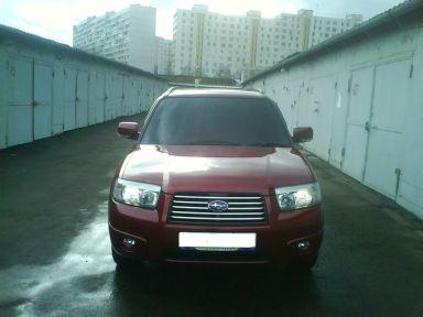 Subaru Forester, 2006